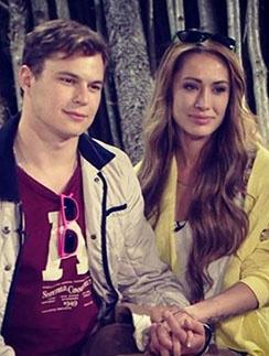 Илья Григоренко и Алена Ашмарина