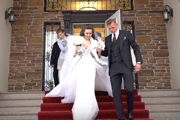 Анастасия и Дмитрий едут в загс