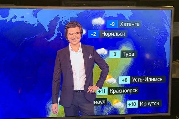 Прохор Шаляпин расскажет россиянам о погоде