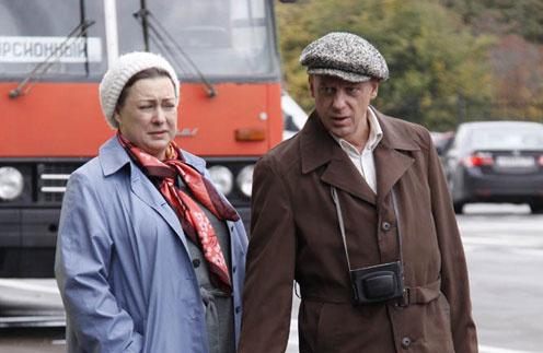 Александр Половцев и Мария Аронова с удовольствием вернулись в годы своей молодости