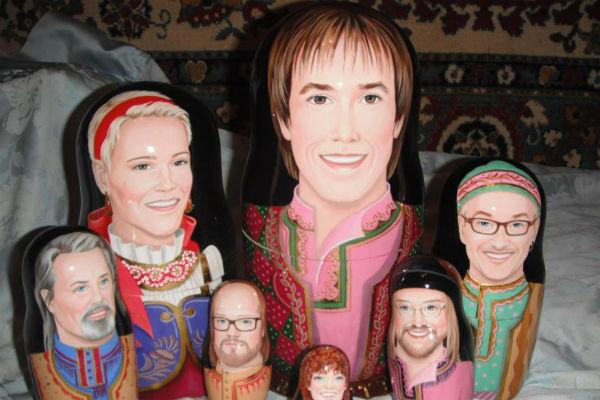 Российские фанаты сделали группе необычный подарок