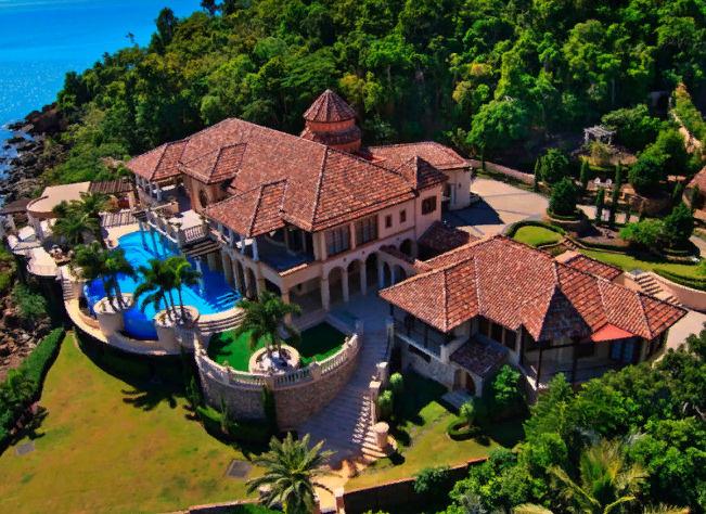 Вилла в Сиднее за 39 млн. долларов: именно здесь будут проживать супруги во время рабочей поездки этой осенью
