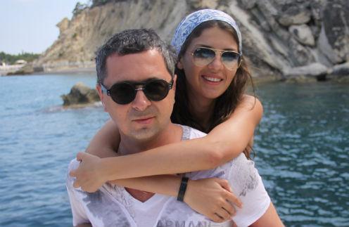 Алексей Рыжов и Ирина