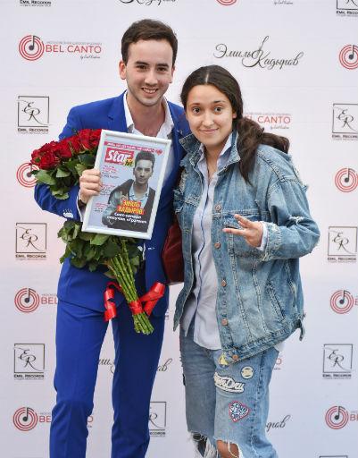 Журнал «СтарХит» поздравил Эмиля шуточной обложкой