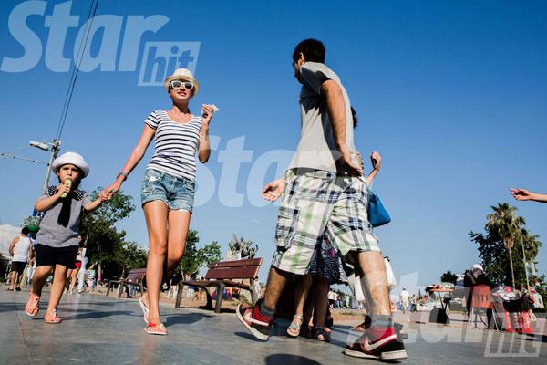 Анталия. Прогулка по Старому городу