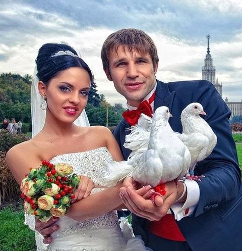 Юлия и Тимур Ефременковы