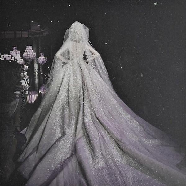 То самое платье, вдохновившее Викторию