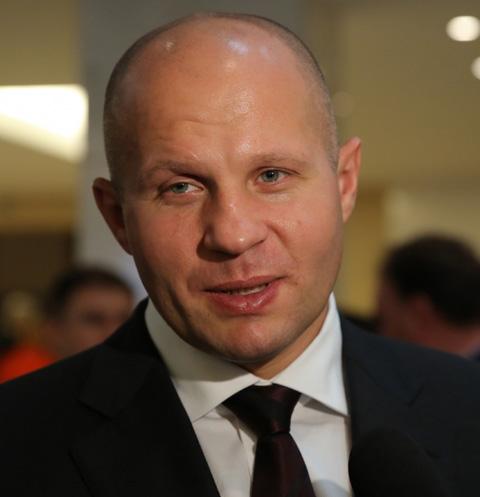 Федор Емельяненко в четвертый раз стал отцом