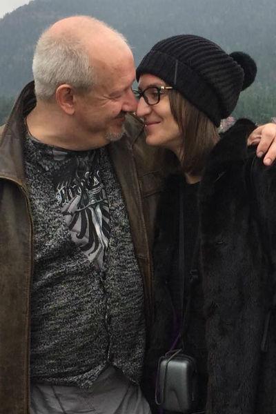 Дмитрий Марьянов и Ксения Бик поженились в 2013 году