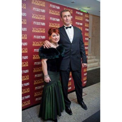 Розя Сябитова и Юрий Андреев