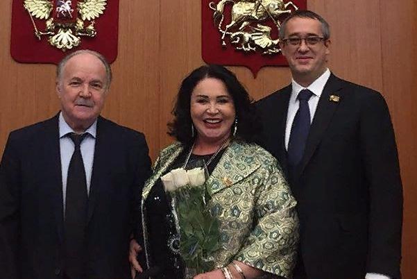 Более десяти лет Бабкина посвящает себя политике