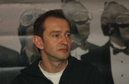 Константин Хабенский на премьере в Санкт-Петербурге
