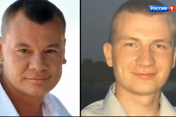 Владислав Галкин и сын Георгия Черкасова Андрея
