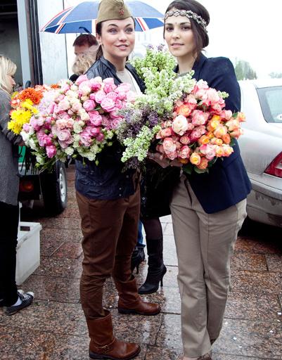 Мария Берсенева и Сати Казанова