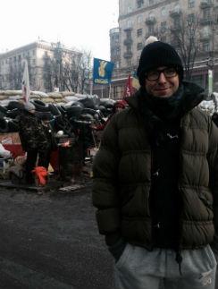 Киев, январь 2014 года