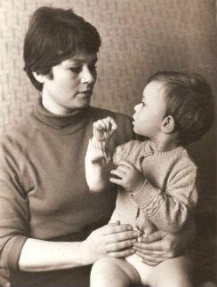 Когда Вадиму было четыре года, они с мамой переехали в Бразилию