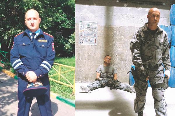 Двойник Федор Иванов и Гоша Куценко