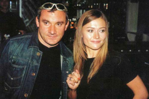 Мария Голубкина и Николай Фоменко развелись девять лет назад