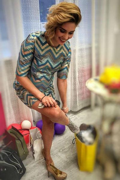 Агата призналась, что не планирует срочно бежать в спортзал после родов