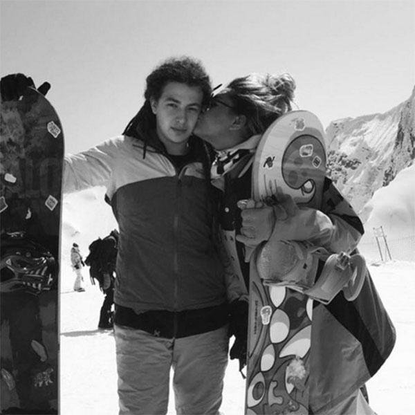 Корнелия Манго и ее будущий супруг Богдан Дюрдь не стесняются демонстрировать свои чувства