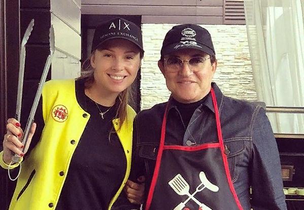 Полина и Дмитрий Дибровы