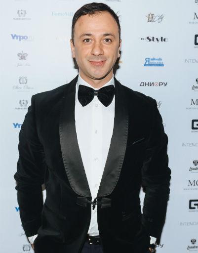 Актер театра и кино, телеведущий Юрий Аскаров