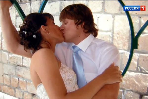 Елена и Валерий поженились всего через полгода после знакомства