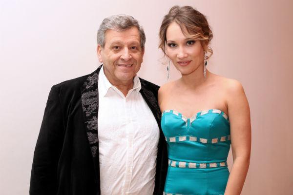 Борис Грачевский и Екатерина
