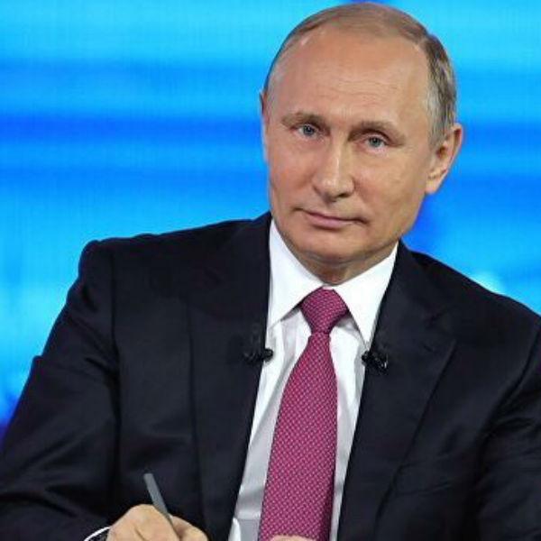 Владимир Путин следит за подготовкой к Чемпионату мира