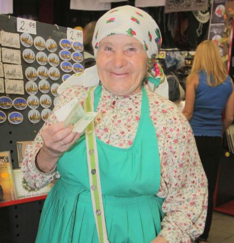 «Бурановские бабушки» - желанные гости не только в России, но и за границей