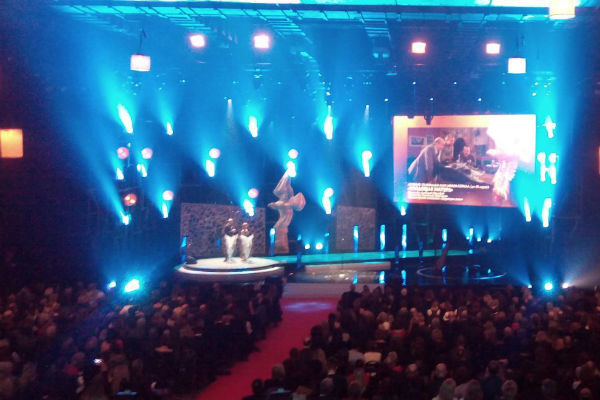 Церемония вручения кинонаград