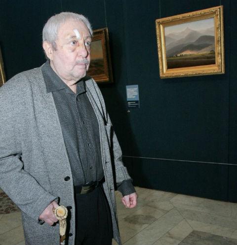 Известный скульптор Эрнст Неизвестный умер в одной из американских клиник
