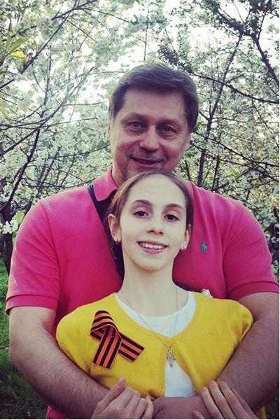 Таранда с дочерью Дейманте