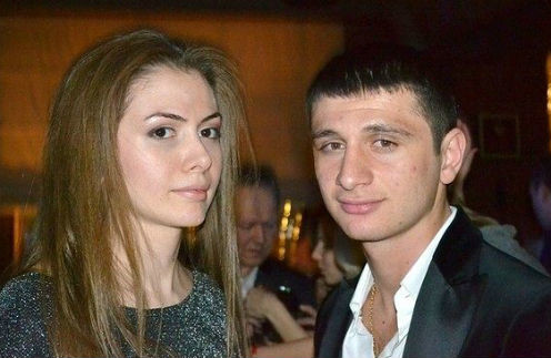 Жена футболиста Алана Дзагоева забрала детей и переехала во Владикавказ