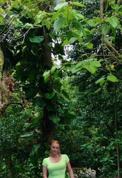 Волочкова в тайских джунглях