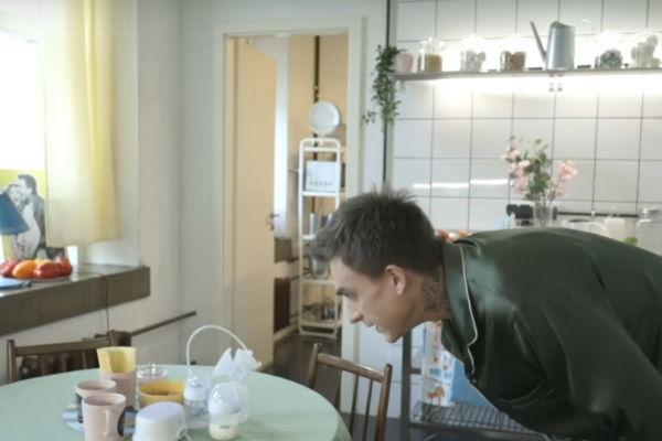 Влад Топалов на своей кухне