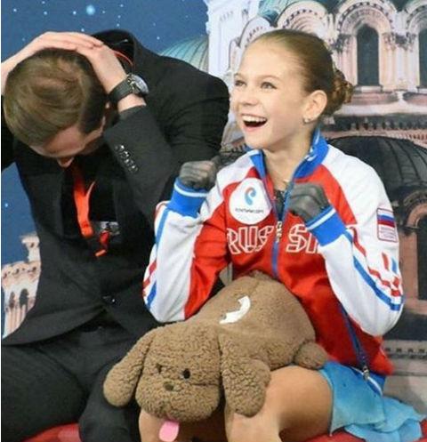 Трусова победила с большим отрывом