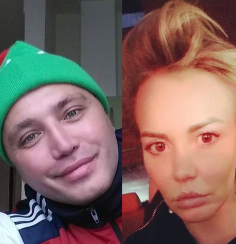 Рустам Солнцев и Маша Малиновская