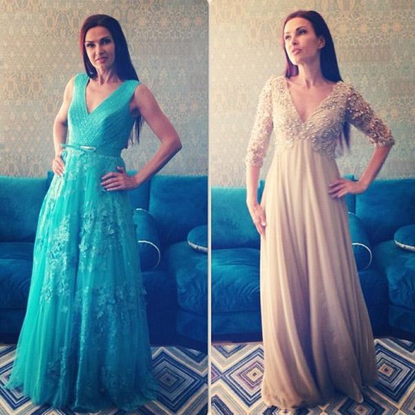 Какое же платье надеть на вручение музыкальной премии?