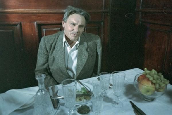Георгий Юматов выпивал и на экране, и в жизни