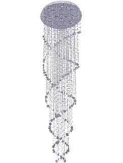 Примерная цена люстры со скидкой составила 42 тыс. рублей