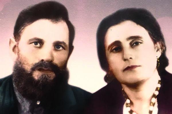 Деду Ивану и бабушке Лукерье удалось пережить войну без потерь близких людей