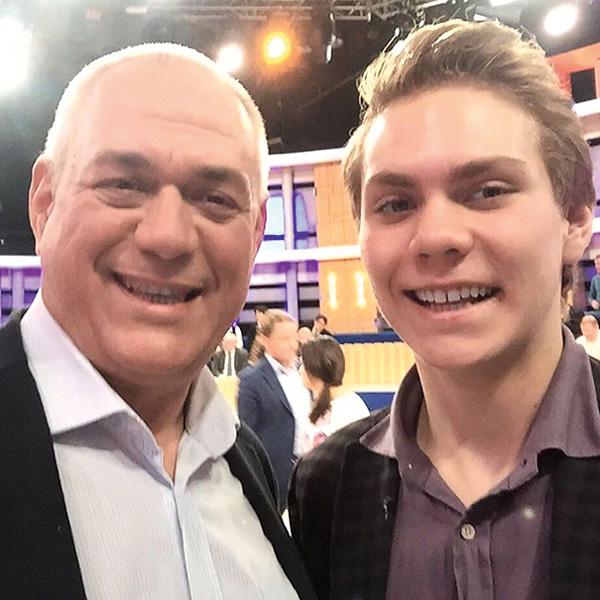 Сын Доренко хочет стать экономистом