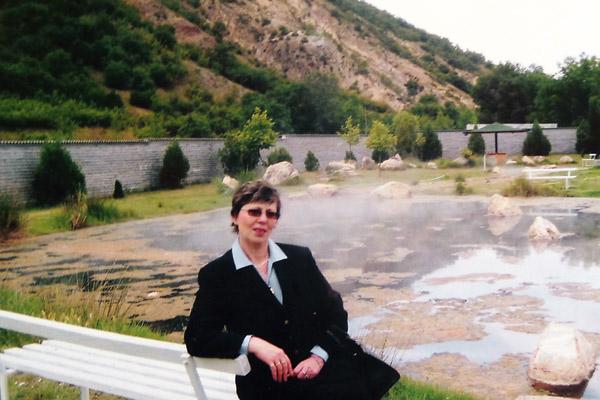 Много лет Вания была вхожа в дом Ванги. Теперь, приезжая в Болгарию, она обязательно навещает те места