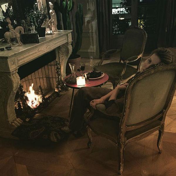 Литвинова полагает, что в ее квартире живет домовой