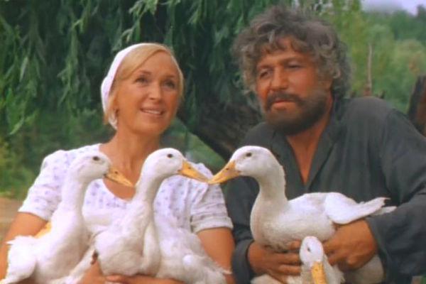 За семейное счастье Клавдии и Будулая искренне переживала вся страна