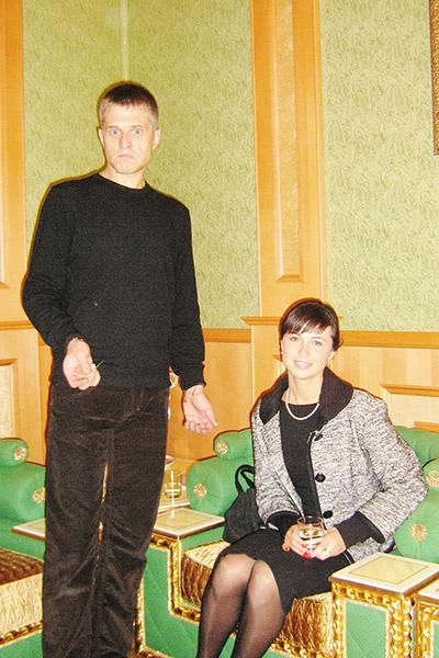 Диана, с которой Николай познакомился в Болгарии, очень понравилась Валентине Васильевне