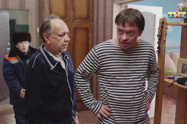 Герой в исполнении Майкова в сериале «Ольга» вызвал крайне неоднозначную реакцию у зрителей