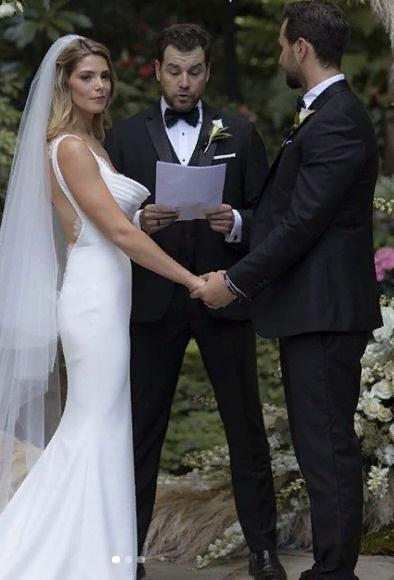 Эшли не торопилось со свадьбой