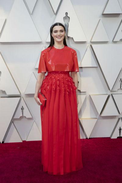 Рэйчел Вайс в платье от Givenchy